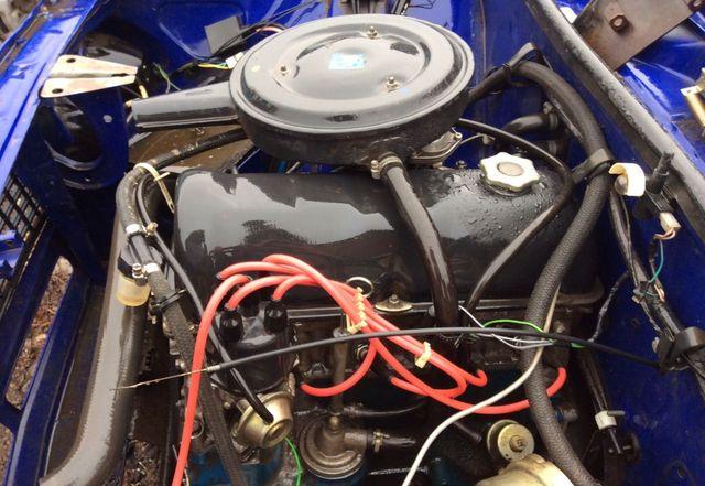 Двигатель ВАЗ 21076
