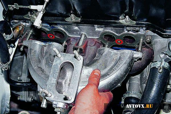 Нестабильно работает двигатель ВАЗ 2106