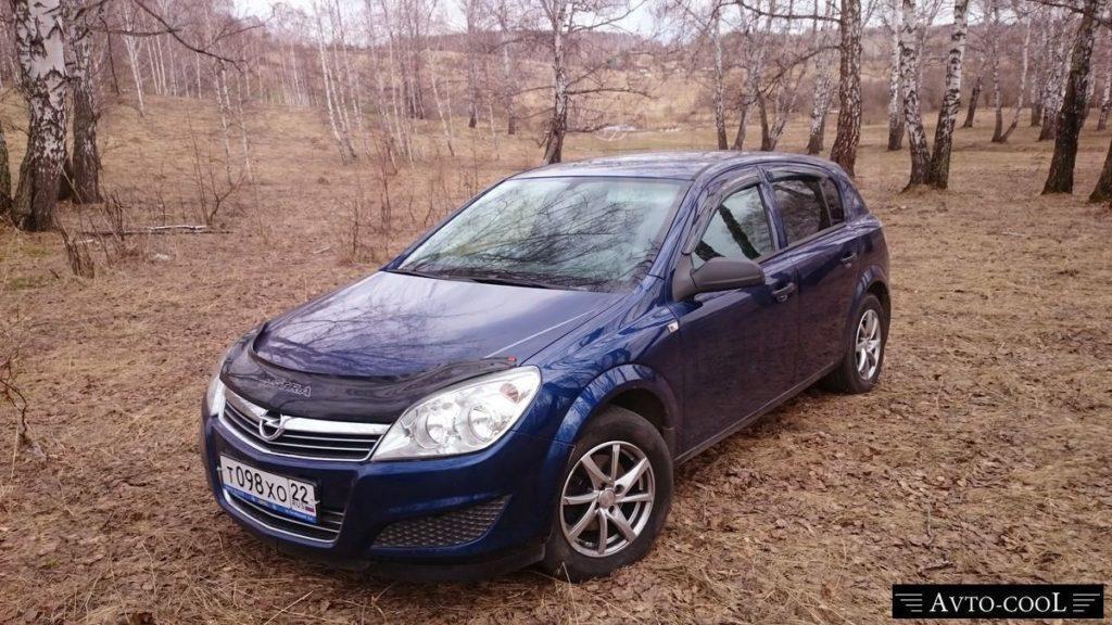 Opel Astra за 350 000 рублей